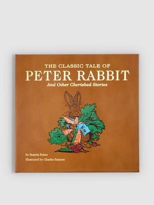 Graphic Image Peter Rabbit Genuine Leather