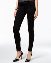 Hudson Colored Wash Super-Skinny Ankle Jeans