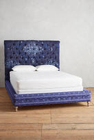 Anthropologie Rug-Printed Orianna Bed