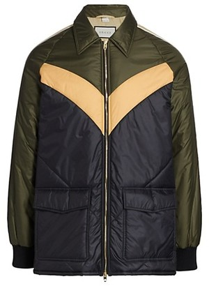 Gucci Caban Nylon Jacket