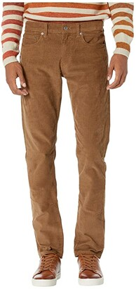 J.Crew 484 Slim-Fit Pant in Corduroy (Saddle Brown) Men's Casual Pants
