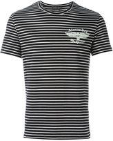Alexander McQueen striped T-shirt