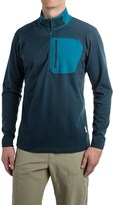 Mountain Hardwear Cragger Shirt - Zip Neck, Long Sleeve (For Men)