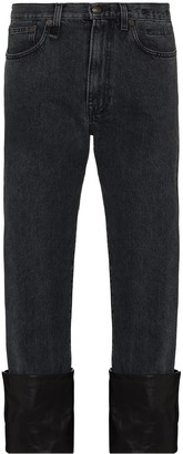 R 13 Axl straight-leg jeans