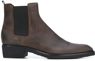Buttero distressed Chelsea boots