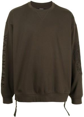 SONGZIO Watchfire sweatshirt