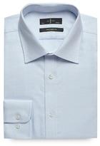 J By Jasper Conran Big And Tall Blue Tailored Formal Shirt