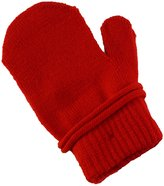 Dorfman Pacific Toddler Stretch Mittens on a String