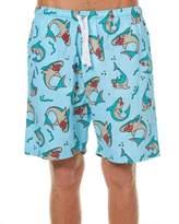 Swell Pj Shorts Blue