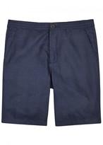 Oliver Spencer Linton Linen Shorts
