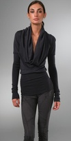 Jnby Elegant Rock Cowl Neck Sweater