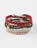 Full Tilt 5 Piece Boho Friendship Bracelets
