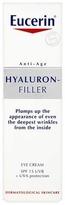 Eucerin Anti-Age Hyaluron Filler Eye Cream 15ml
