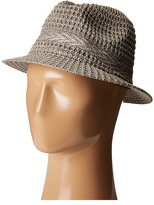 San Diego Hat Company KNH3434 Solid Knit Fedora
