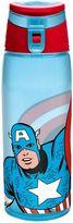 Zak Designs Marvel Retro Captain America 25-oz. Water Bottle by
