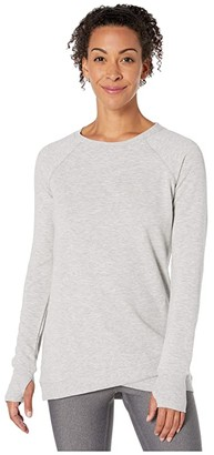 Jockey Active R R Crisscross Fleece Tunic