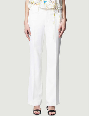 Zadig & Voltaire Pistol high-rise wool trousers