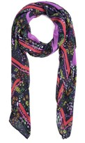 Juicy Couture Bucharest Floral Scarf