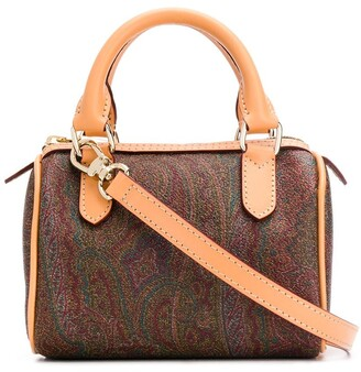 Etro Bauletto mini satchel