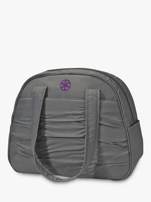 Gaiam Metro Gym Bag, Grey