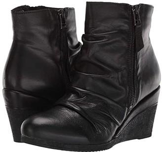 Miz Mooz Baron (Black) Women's Boots
