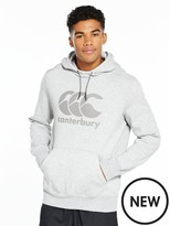 Canterbury of New Zealand Mens Logo Overhead Hoody
