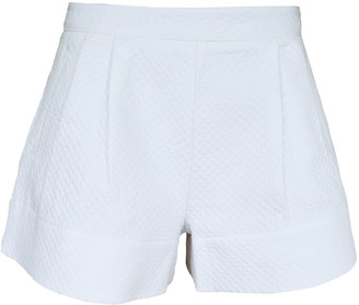 My Pair Of Jeans White Wide-Shorts