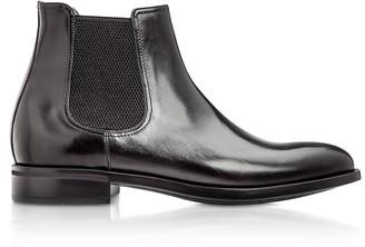 Moreschi Chelsea Black Calfskin Boots