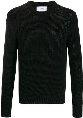 Ami Crew Neck Jumper