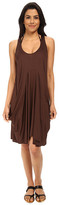 MICHAEL Michael Kors Solid Draped Cover-Up
