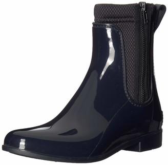 Nine West Women's Cooper Zip Rain Booties Boot