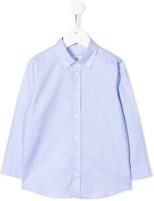 Knot Oxford Button Down Shirt