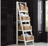 Pottery Barn Floor Storage Ladder