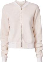 Cotton Citizen Thermal Zip Bomber Jacket