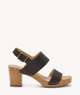 Lucky Brand Women's Hemzi In Color: Black Shoes Size 5 SADDLE LEATHER From Sole Society