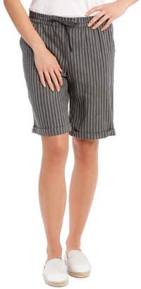 Regatta Linen Blend Elastic Waist Short