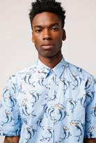 Band Of Outsiders Lady Killer Shark S/S Shirt