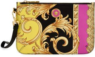 Versace The Goddess Small Pouch Wristlet Wallet