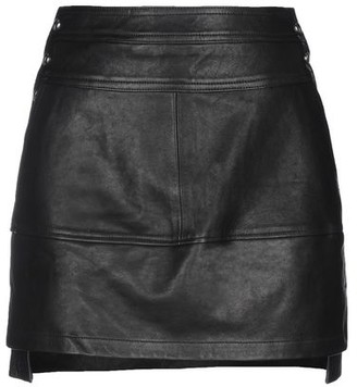 Diesel Black Gold Mini skirt