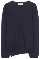 Jil Sander Sweat-shirt Asymétrique