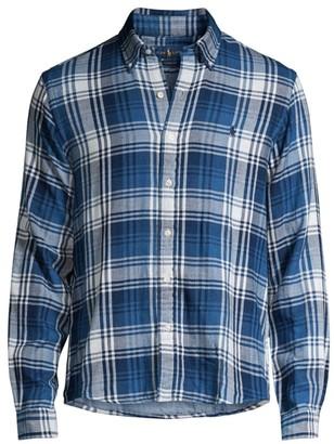 Polo Ralph Lauren Classic-Fit Double Face Plaid Sport Shirt