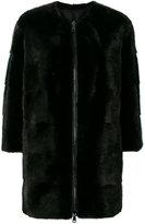 P.A.R.O.S.H. zipped coat