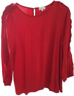 Claudie Pierlot Red Top for Women