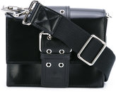 Versus small buckled shoulder bag - women - Calf Leather - One Size