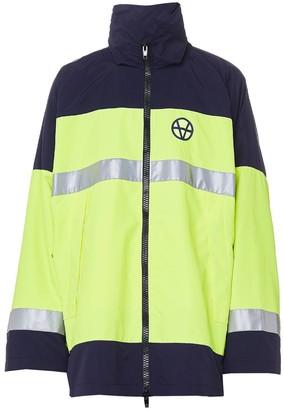 Vetements Anarchy Reflector Jacket