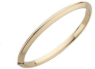 Roberto Coin Classica 18K Yellow Gold Knife-Edge Bangle Bracelet
