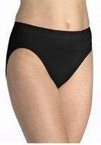Bali Passion for Comfort Stretch Microfiber Hi-Cut Brief Panty