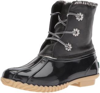 Jack Rogers Women's Chloe Metallic Rain Boot