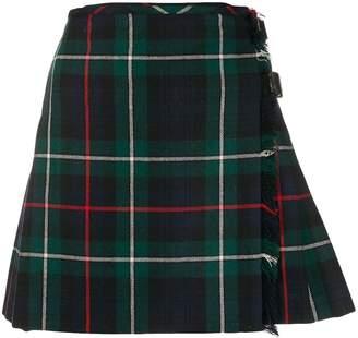 Polo Ralph Lauren tartan A-line skirt