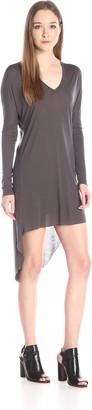 LAmade Women's Lowel Hi-Low Oil Wash Dress